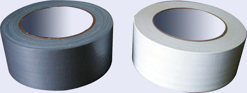 A high quality Image of Black Pro-Duct Tape 2in x 60yd roll
