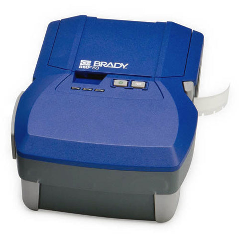 A high quality Image of Brady BMP53 Printer with Battery Pack and AC Adaptor/Battery Charger