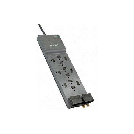 A high quality Image of Belkin BE11223008 SurgeMaster Professional 12-Outlets Surge Protector