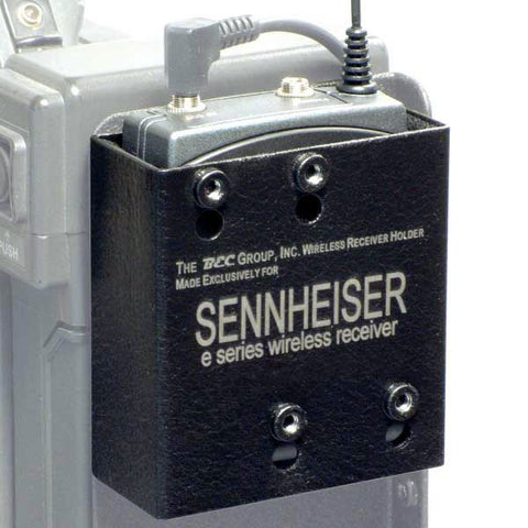 A high quality Image of BEC 500 Wireless Mic Receiver Bracket for Sennheiser E Series