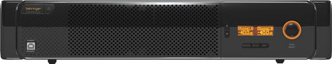 A high quality Image of Behringer AX6220 DSP Equipped 2-Channel Amplifier (2x 600 Watt @ 4 Ohms)