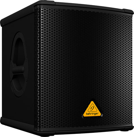 Behringer B1200D-PRO 500 Watt 12-Inch Subwoofer with Stereo Crossover
