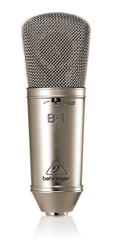 A high quality Image of Behringer B1 Studio Condenser Mic
