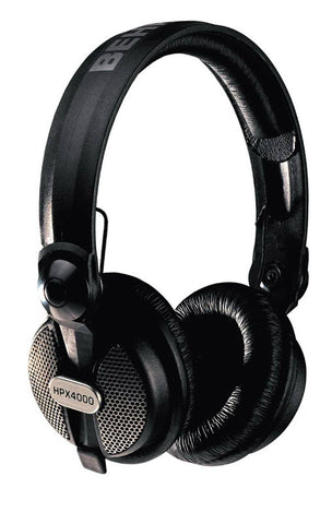 A high quality Image of Behringer - HPX4000 Closed-Type High-Definition DJ Headphones