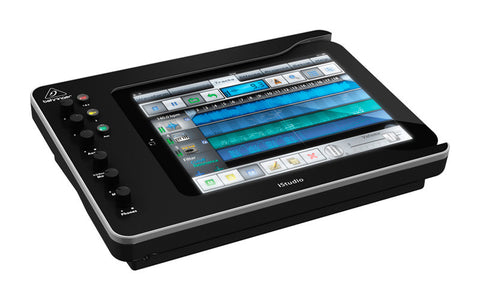 A high quality Image of Behringer IS202 Professional iPAD Docking Station with Audio Video and Midi