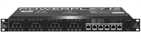 Behringer POWERPLAY P16-I 16-Channel 19 Inch Input Module