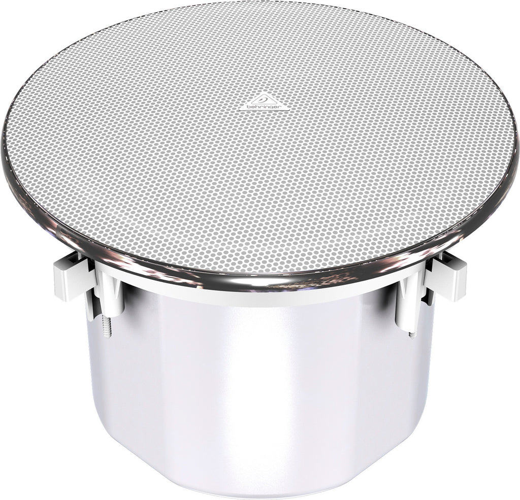 Behringer ST2600WH High Power 8 Inch 80-Watt Ceiling Speaker (70V or 8 Ohms