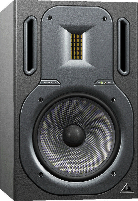 Behringer TRUTH B3031A 2-Way Active Ribbon Studio Reference Monitors