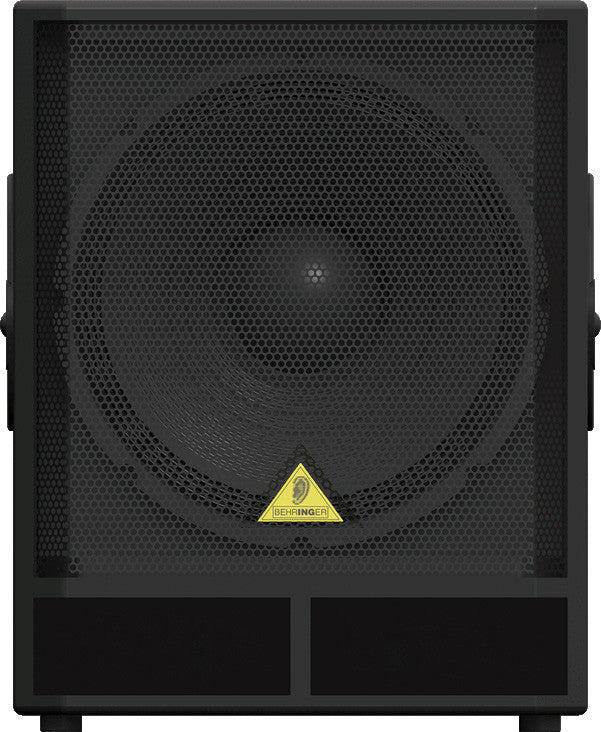 A high quality Image of Behringer VP1800S Eurolive 1600 Watt 18 Inch PA Subwoofer