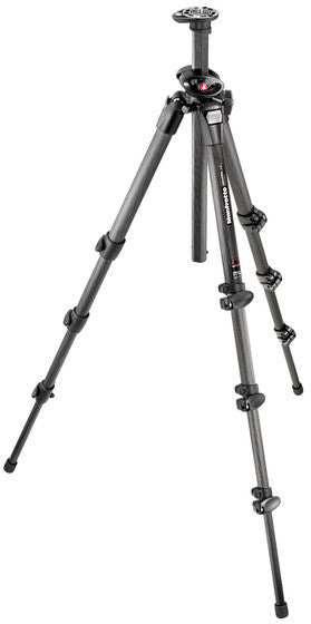 Manfrotto 055CXPRO4 Tripod-4 Section w/Q90 C. Column & Mag Castings