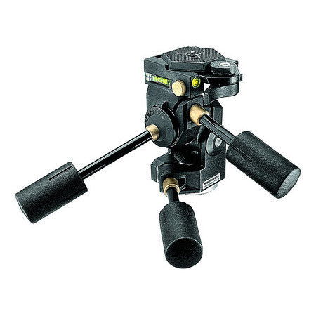A high quality Image of Manfrotto 229 3-Way Super Pro Head w/Rc0 Rapid Connect Plate (030-14)