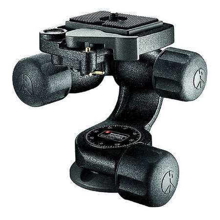 A high quality Image of Manfrotto 460MG 3D Magnesium Head W/Rc2 Rapid Connect Plate (200Pl-14)