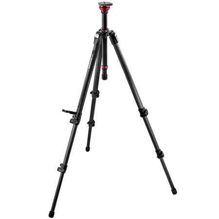 A high quality Image of Manfrotto 755CX3 MDEVE Carbon Fiber Tripod