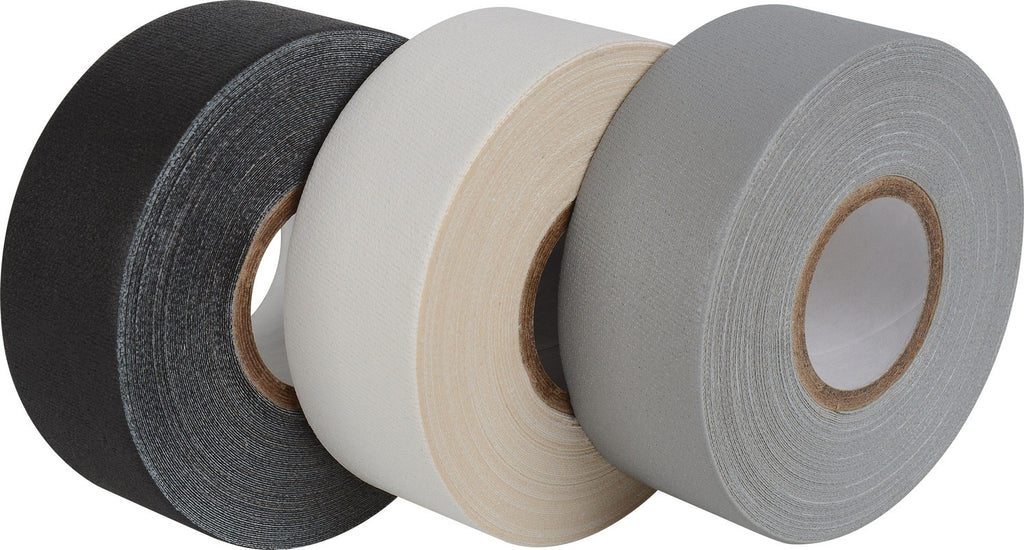 Gaffers Tape WGT1-12 1 Inch x 12 Yards Mini Roll - White