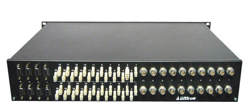 A high quality Image of Bittree 3-Way Hybrid Patchbay