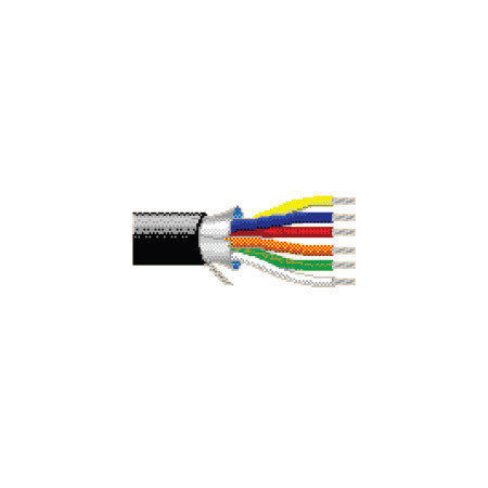 Belden 1212A 26 AWG 6-Conductor Computer Instrumentation Interconnect Cable 500FT