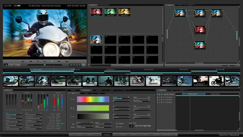 Buy Blackmagic Design Davinci Resolve Software Bmd Resolve Sft
