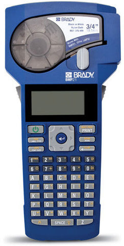 A high quality Image of Brady BMP21 All In One Handheld Cable Labeler / Printer