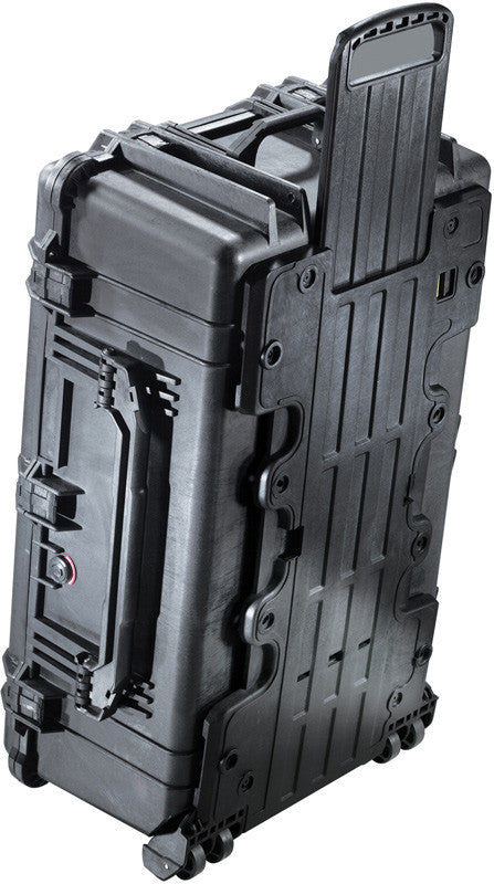 Pelican 1650 Case No Foam - OD Green