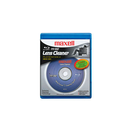 Maxell BR-HD-LC Blu-Ray HD Disc Lens Cleaner