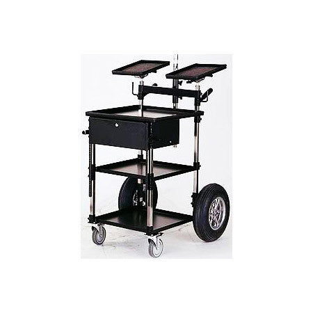 A high quality Image of Magliner Backstage Video/Sound Transformer Cart with 8in Wheel Kit