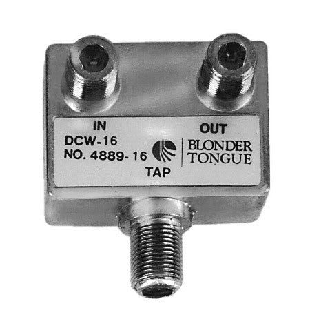 Blonder Tongue SCW Directional Tap - 1 Output Value 16