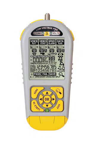 ByteBrothers LVPRO1 Low Voltage Pro Cable Tester - Model 1