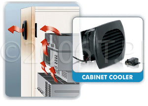 Middle Atlantic CAB-Cool Cabinet Cooler