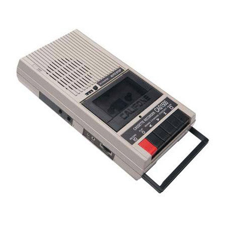 A high quality Image of Califone CAS1500 Cassette Recorder/Player