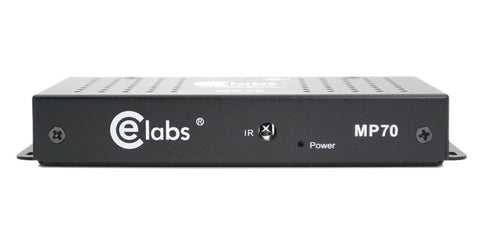 A high quality Image of CE Labs MP70 HD Media Player