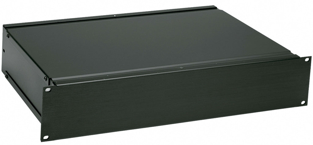 2RU Rackmount Chassis Box- 2 space 10in Deep