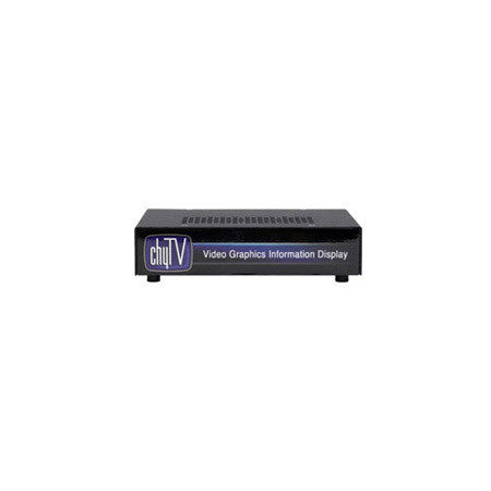 chyTV CHYTV-IP2-N ChyTV Video Graphics Information Display System