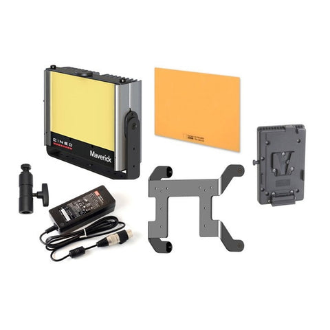 Cineo Maverick Bi-Color Portable V-Lock Kit