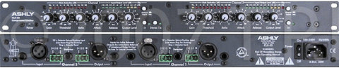 Ashly Stereo/Dual Compressor Limiter