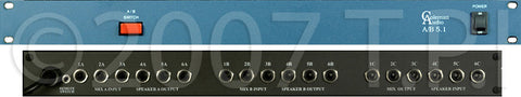 Coleman Audio A/B5.1 Surround Switcher
