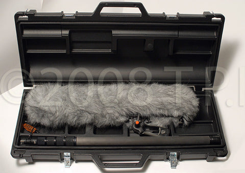 Alpha Combo-Case for Windscreen and Boompole