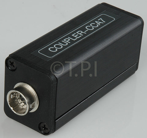 A high quality Image of 10-Pin Miniature CCA7 Coupling Adapter M to F