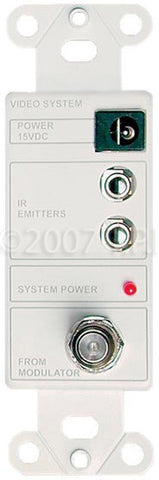 Channel Plus 2100A 12-volt In-wall IR Interface