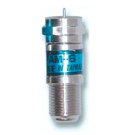 A high quality Image of Channel Plus 2506-10 6dB In-line Attenuator (10-Pack)