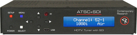 A high quality Image of Contemporary Research ATSC-SDI HDTV ATSC Tuner HD-SDI