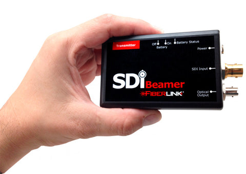 A high quality Image of CSI 3115-NA SDI Beamer 3G/HD/SD-SDI over Fiber