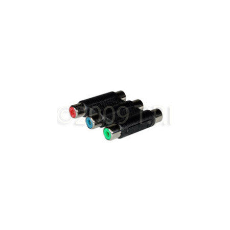 A high quality Image of Cables To Go 40648 Component Video F/F Coupler