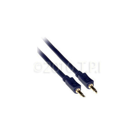 Cables to Go 40941 Velocity 3.5mm Male to Male Mono Audio Cable 75FT