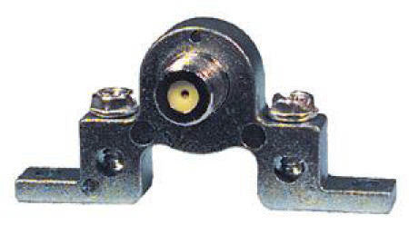 Grounding Block for Coaxial Cable