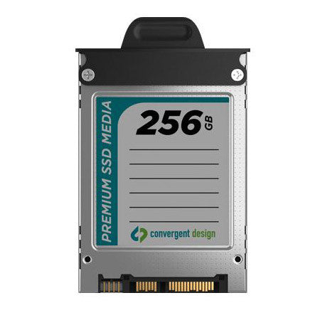 A high quality Image of Convergent Design CD-SSD-256GB 256 GB 2.5 Inch SSD for Odyssey 7 & 7Q