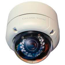 Channel Vision 6521 Varifocal Dome H.264 IP Camera