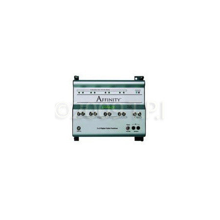 Channel Vision P-0328 Affinity 3x8 Digital Cable Combiner