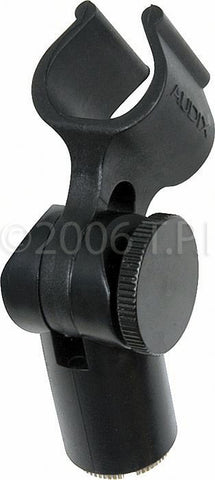 A high quality Image of Audix D-Clip Heavy Duty Snap On Clip with Tension Fit
