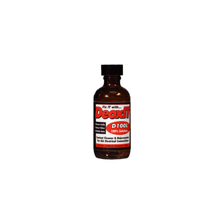 CAIG Laboratories DeoxIT D100L Liquid 100 Percent Solution 59 ml