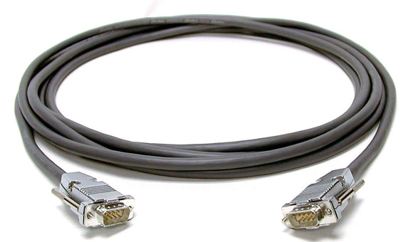 Sony RCC-G Equivalent 9-Pin Male to Male RS-422 Control Cable 17FT